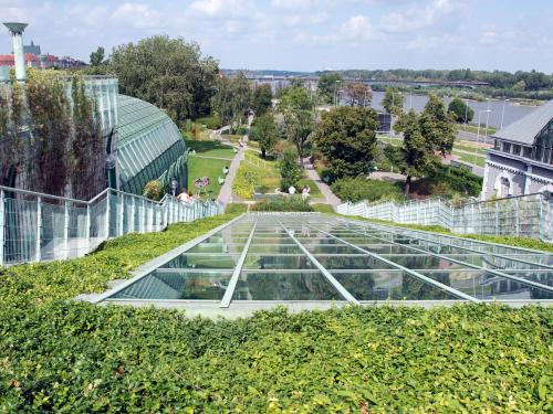 Roof Garden Zinco Green Roof Systems