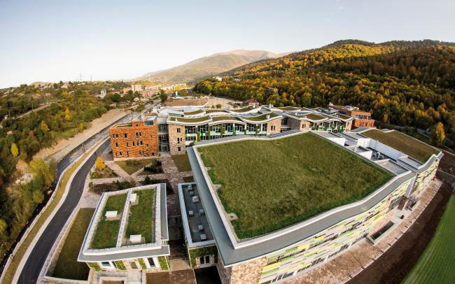 References Zinco Green Roof Systems