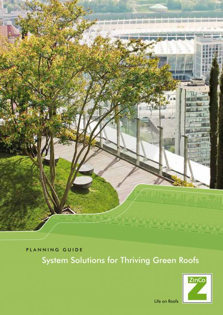 Brochure Download Zinco Green Roof Systems